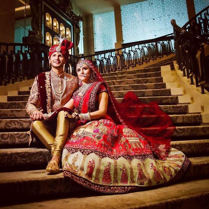 Aarti Chabria and Visharad Beedassy