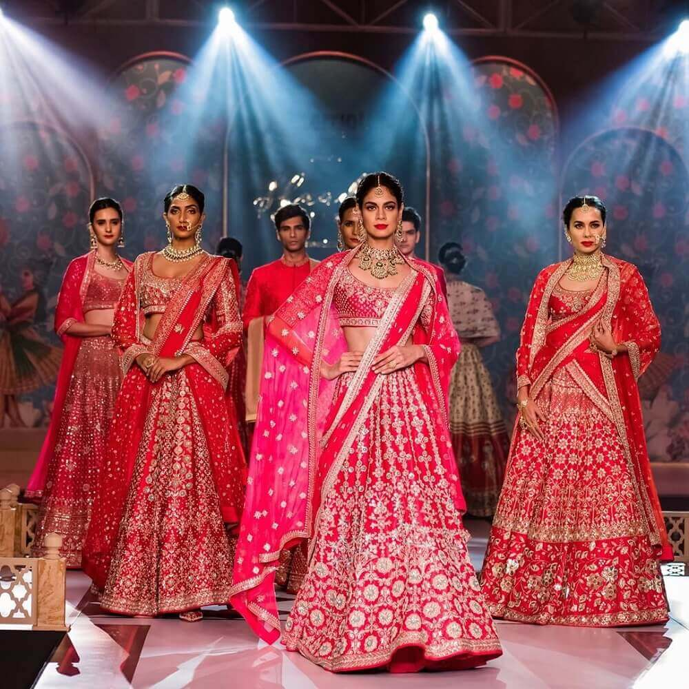 Bright Colors By Anita Dongre