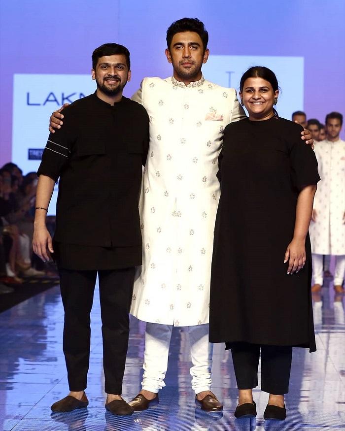 amit-sadh-for-tisa-studio-at-lakme-fashion-week-2020