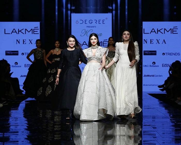 divya-khosla-kumar-for-krsna-couture-at-lakme-fashion-week-2020