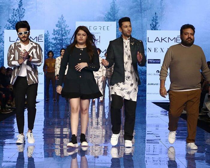 sahil-anand-and-dheeraj-dhoopar-at-lakme-fashion-week-2020