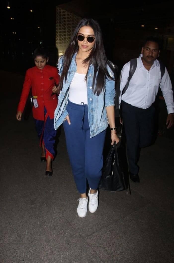 Deepika Padukone airport looks Verbena Shaadidukaan 4