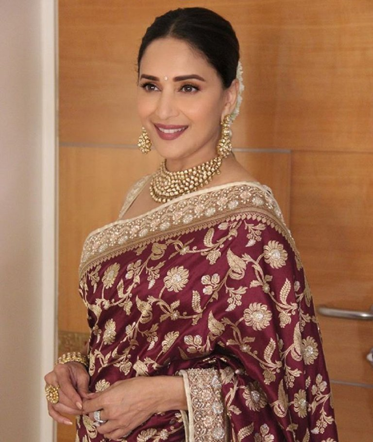 Madhuri Dixit Outfits