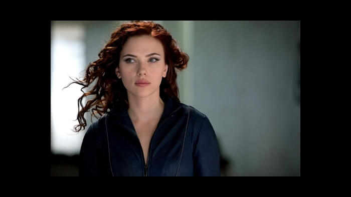 Scarlett Johansson as Natasha Romanoff in Black Widow (Avengers-MARVEL STUDIOS) 2