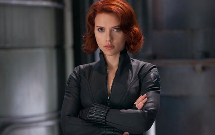 Scarlett Johansson as Natasha Romanoff in Black Widow (Avengers-MARVEL STUDIOS) 4