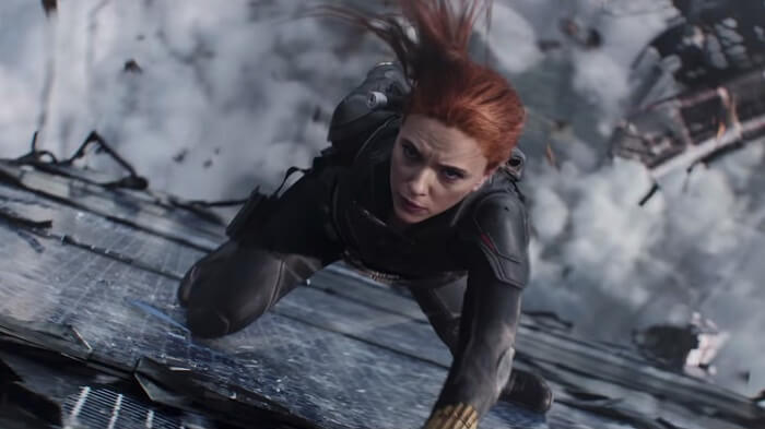 Scarlett Johansson as Natasha Romanoff in Black Widow (Avengers-MARVEL STUDIOS) 7
