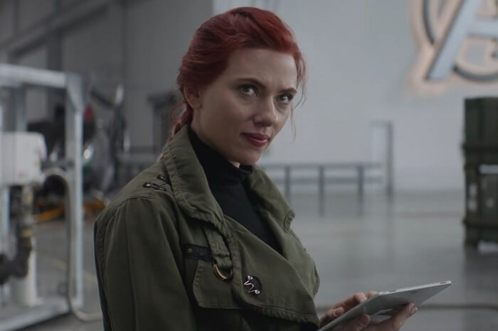 Scarlett Johansson as Natasha Romanoff in Black Widow (Avengers-MARVEL STUDIOS) 9