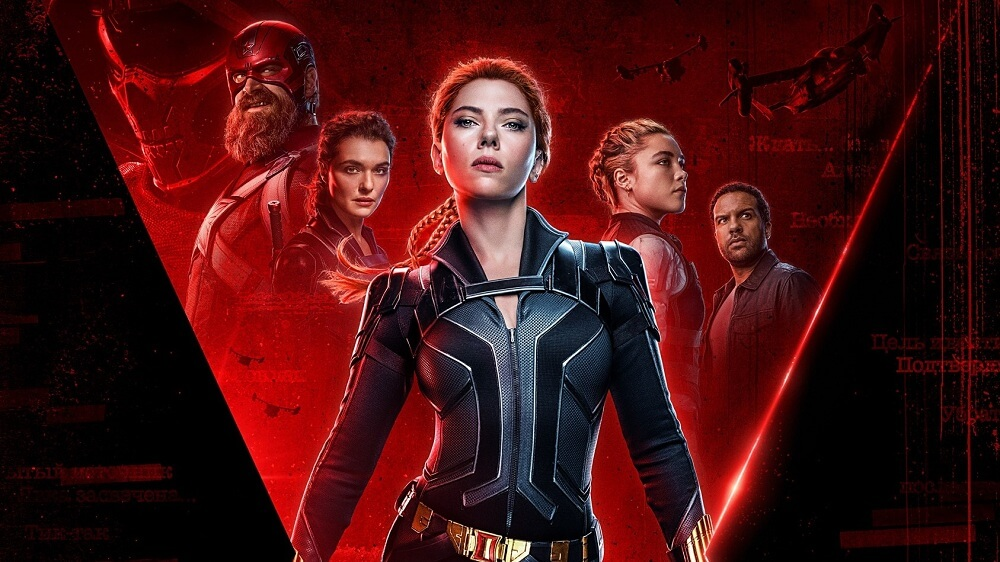 'Black Widow' The Inseparable Avenger of Marvel Studios