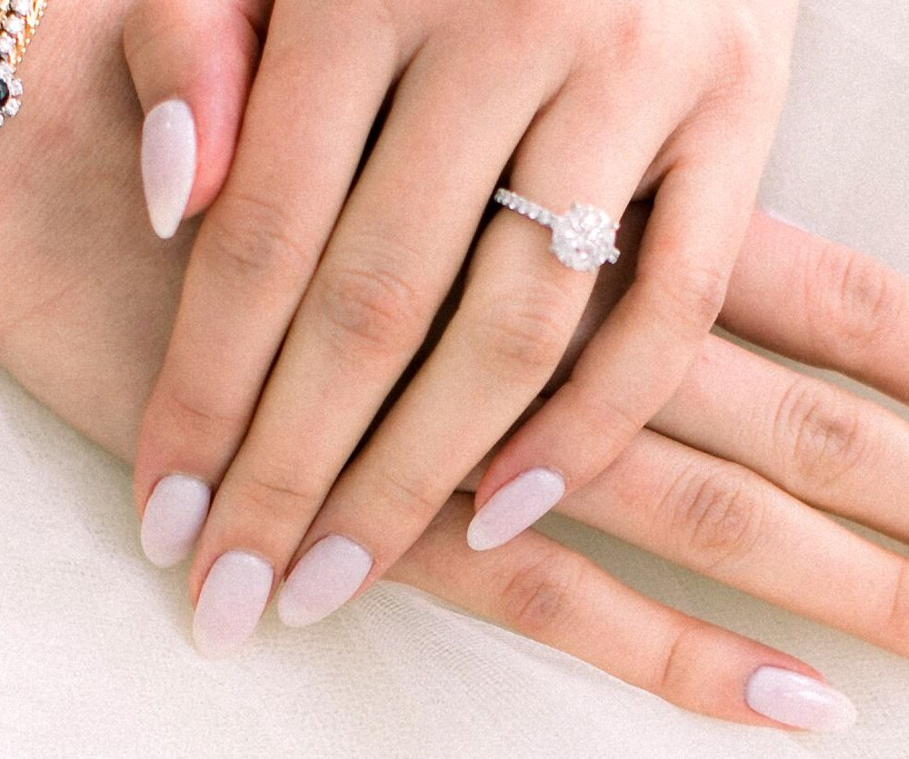 manicure for bride Verbena Wedding Planning