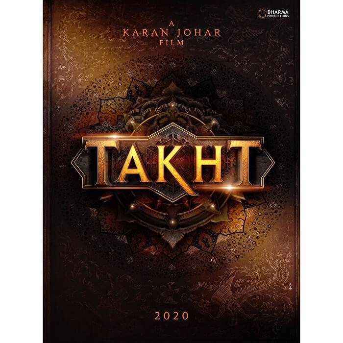 takht alia bhatt movie