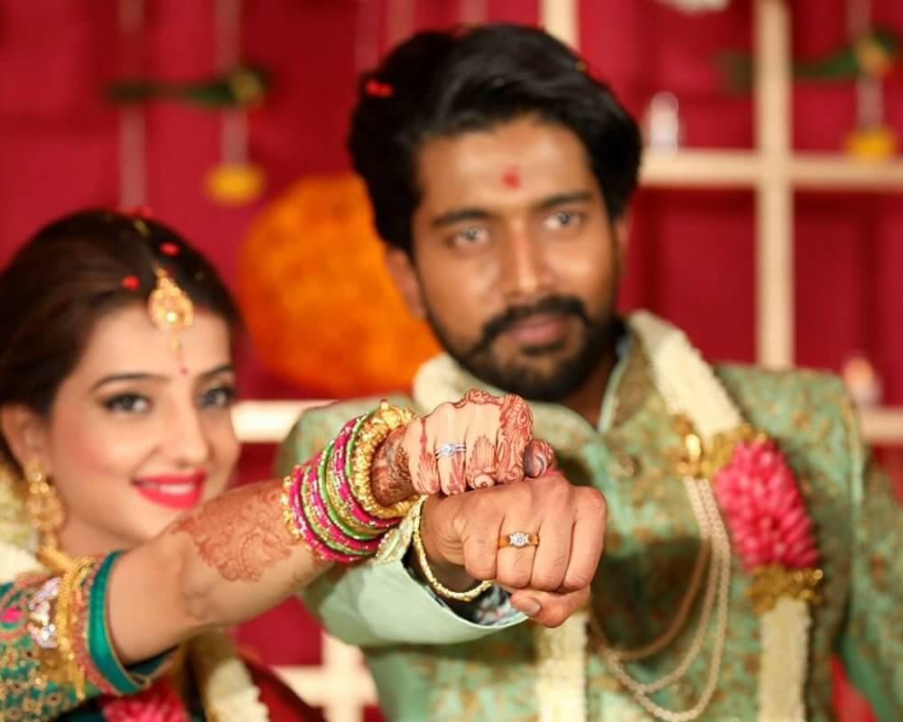 Amazing Weddings of Indian TV Celebrity Couples